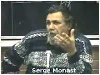 Blue Beam Project Serge-monast