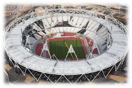 Blue Beam Project Stadionolimpiadelondon
