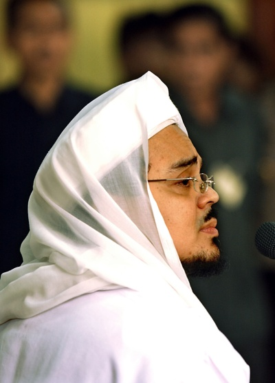 INDONESIA-ISLAMIC-LEADER