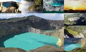 Danau+tiga+warna