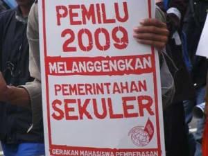 pemilu-2009-melanggengkan-pemerintahan-sekuler