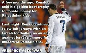 ronaldo sold golden boot
