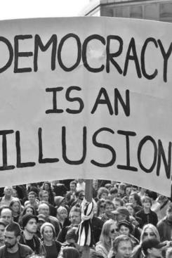 Democracy+is+an+illusion
