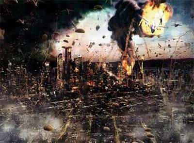 ilustrasi perang akhir zaman