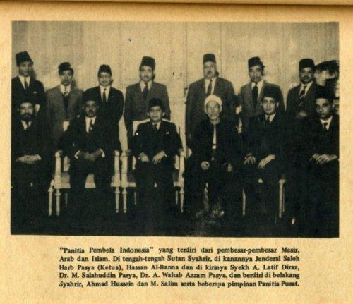 Kemerdekaan-Indonesia-Panitia-Pembela-Indonesia-di-Mesir