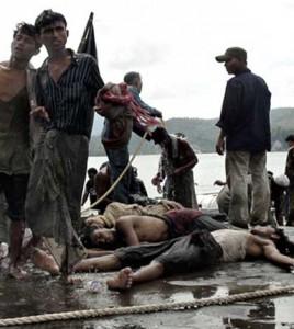 Pembantaian-Warga-Muslim-di-Myanmar